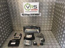 05 10 NISSAN NAVARA 2.5 16V DCI PICKUP ECU LOCK SET KIT REF HU298 #4703