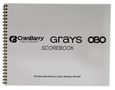 CranBarry Field Hockey Scorebook