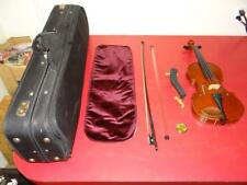 Johannes Kohr k400 Violin 4/4 With Bow+Padded Case+Shoulder Rest Ex Cond WH4528