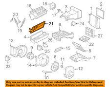 GM OEM Evaporator Heater-Valve 52471363