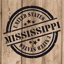Vinilo de Corte Mississippi Pegatina Misisipi USA United States 10 cm Adhesivo