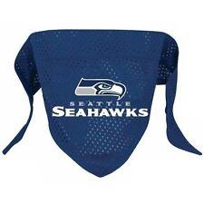 Seattle Seahawks Pet Dog Bandana Small