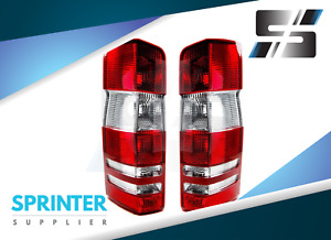 2007 - 2017 Sprinter TAIL LIGHT Pair fits Mercedes Dodge Freightliner 2500 3500