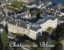 France -  Chateau de Blois - Travel Souvenir Flexible Fridge Magnet