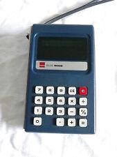 Taschenrechner calculator Sharp Elsi 8002 70er Jahre
