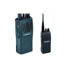 ALAN HP406 16 CHANNEL PROFESSIONAL PORTABLE 2 WAY RADIO AND DESKTOP CHARGER, NEW