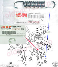 Yamaha RD125LC RZ125 RD125YPVS Main Stand Spring + Clrclip NOS 90506-35149