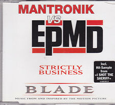 Mantronik vs EPMD-Strictly Business cd maxi single
