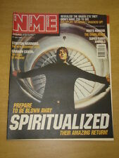 NME 2001 JUL 21 GRAHAM COXON BASEMENT JAXX COLDPLAY