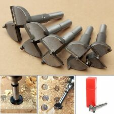 21 Sizes 14mm-65mm HSS Forstner Woodworking Wood Hole Saw Cutter Drill Bit Set