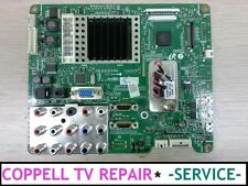 REPAIR SERVICE FOR SAMSUNG LN52A630M1FXZA MAIN BOARD CLICKING ON/OFF, SCREECHING