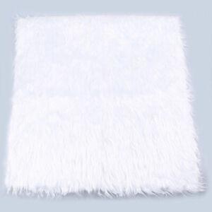 Baby Newborn Photography Blanket Soft Fur Mat Rug Photo Backdrop Prop Tool Decor