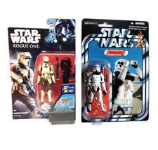 "STAR WARS SANDTROOPER & SHORETROOPER Stormtroopers 3.75"" toy action figure set"