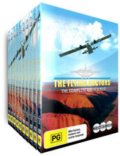 THE FLYING DOCTORS (SERIES 1-10) BOX SET DVD + FLYING DOCTORS MINI SERIES - NEW