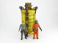 Doctor Who Sanctuary Base 10th BBC Action Figure David Tennant Chip