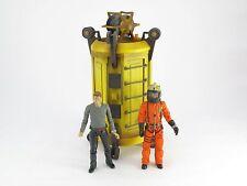 Doctor Who Santuario base 10th BBC Action Figure David Tennant Chip