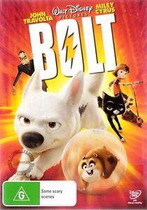 BOLT : NEW DVD