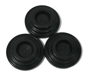 Heavy Duty Caster Cups for Grand Piano (set of 3)