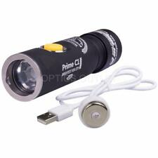 ArmyTek Prime C1 Pro 1050 Lumens Rechargeable Flashlight w/ Magnetic USB Charger