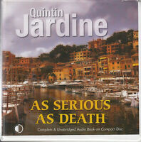 Quintin Jardine As Serious As Death 9CD Audio Book Primavera Blackstone 5