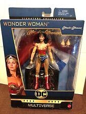 DC Multiverse Wonder Woman Figure Lynda Carter 1970s TV Show Mattel 7ehqzz1