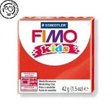 Pâte Fimo Kids rouge N° 2
