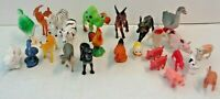 osMini Animal Figurines Lot of 25 Good For projects