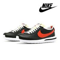 Baskets Cuir Nike Roshe Cortez MN BRS Leather Sneaker 826332-008 US 8,5 Eu 42