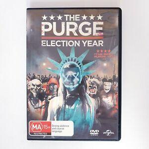 The Purge Election Year Movie DVD Region 4 AUS Free Postage - Thriller Action