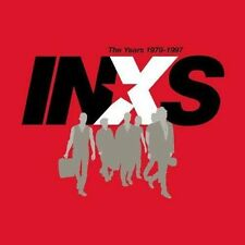 INXS (THE YEARS 1979 -1997 GREATEST HITS - 2CD *RARE* SET SEALED + FREE POST)