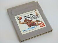 Game Boy SLAM DUNK Form TV Animation Cartridge Only Nintendo Japan gbc