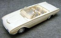 Vintage 1962 Ford Thunderbird TBird Friction Promo Promotion Car