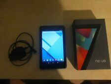 Asus Google Nexus 7 16GB, WLAN, 7 Zoll - Schwarz (1. Generation)