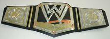 WWE Heavyweight Champion Belt Championship Wrestling Title WWF 38 Inch 2012