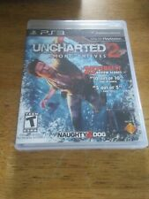 Sony PS3 UNCHARTED 2 AMONG THIEVES Playstation 3) complete
