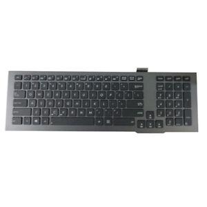 Asus G75 G75V G75VW G75VX Backlit Keyboard V126262CS2 US