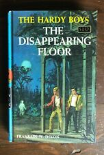 Vintage Hardy Boys #25 THE DISAPPEARING FLOOR 20 Chapters Revised Text