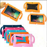 """Soft Silicone Gel Case Cover For 7"""" Android Q88 A23 A33 Tablet Kids Boys Girls"""