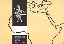C3533) ESPLORAZIONI, SPEDIZIONE ETNOGRAFICA 1964, AFRICA OCCIDENTALE.