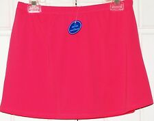 NEW! SWIMSUITS FOR ALL SZ 10 CHLORINE RESISTANT SWIM SKIRT W/ ATTACHED BRIEF