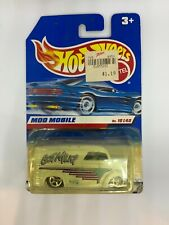 1998 Hot Wheels #645 - First Editions #10 / 40, Dairy Delivery, Moo Mobile D2-1