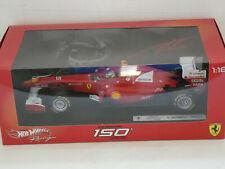 Scuderia FERRARI 150 Italia #5 Fernando Alonso f1 2011 HotWheels RACING OVP 1:18