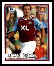 Merlin Kick Off 2007-2008 Lucas Neill West Ham United No. 214
