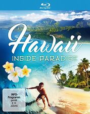 PHILIP FLÄMIG - HAWAII: INSIDE PARADISE  2 BLU-RAY NEU