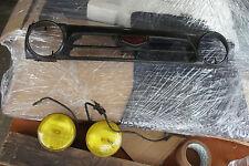 JDM Mazda Familia protege 323 Zenki Bugeye grille RARE grill  BG foglights fogs