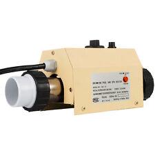 50mm 2KW 220V Riscaldatore Acqua per Piscine Calore Vasca Calda Confortevole