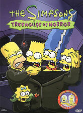 The Simpsons: Treehouse of Horror (Dvd, 2000)