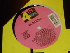 """EL BARRIO - So Confused - 1991 USA 5-track 12"""" Vinyl Single"""