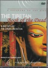 THE TIBETAN Book Of The Dead - Region 2 Compatible DVD (UK Seller !!! ) NEW