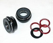 Token, Innenlager Adapter Reducer BB30 auf 24mm Hollowtech II Kurbeln, schwarz
